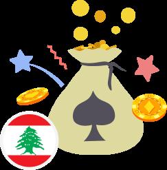 real money lebanon